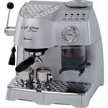 Cs, CAREservice 1329-1.jpg-nggid042176-ngg0dyn-670x430-00f0w010c010r110f110r010t010 ARIETE | Macchina caffè espresso - Cafè Roma Deluxe Silver Ariete Coffee  macchina espresso caffè Cafè Roma Deluxe Silver Ariete
