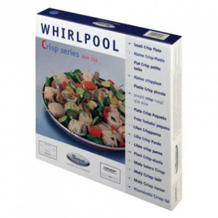 Cs, CAREservice whirlpool-accessori-microonde-10.png-nggid041363-ngg0dyn-670x430-00f0w010c010r110f110r010t010 WHIRLPOOL | Piatto Crisp Microonde AVM250 Whirlpool  Whirlpool piatto crisp microonde elettrodomestici