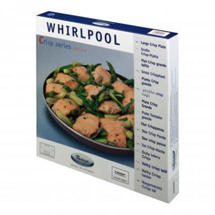 Cs, CAREservice whirlpool-accessori-microonde-6.png-nggid041378-ngg0dyn-670x430-00f0w010c010r110f110r010t010 WHIRLPOOL | Piatto Crisp Microonde AVM305 Whirlpool Whirlpool piatto crisp microonde elettrodomestici
