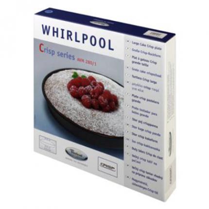 Cs, CAREservice whirlpool-accessori-microonde-8.png-nggid041380-ngg0dyn-670x430-00f0w010c010r110f110r010t010 WHIRLPOOL | Piatto Crisp Microonde AVM280 Whirlpool  Whirlpool piatto crisp microonde elettrodomestici