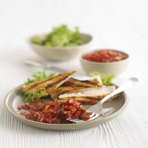 Cs, CAREservice salsa-piccante KENWOOD TRIBLADE | Ricette – Salsa piccante Ricette  ricette kenwood triblade Kenwood