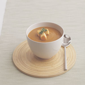 Cs, CAREservice zuppa-speziata-di-patate-dolci KENWOOD TRIBLADE | Ricette - Zuppa speziata di patate dolci Ricette  ricette kenwood triblade Kenwood