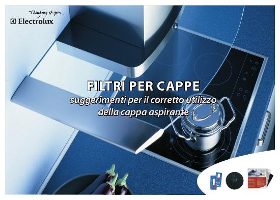 Cs, CAREservice electrolux-guida-uso-cappai ELECTROLUX | Filtri per cappe Electrolux