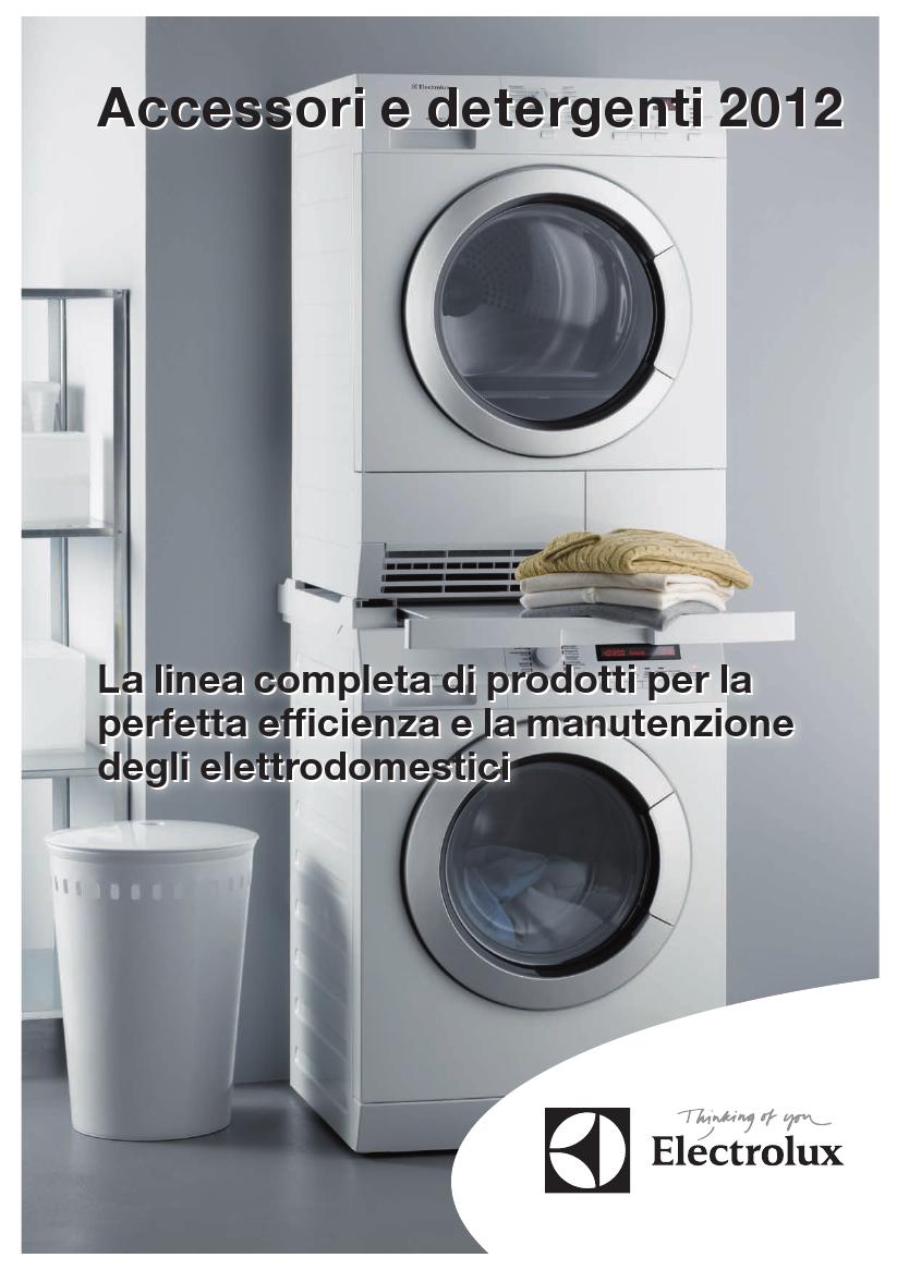 Cs, CAREservice electrolux-catalogo-accessori-2012 ELECTROLUX | CATALOGO ACCESSORI [2012] Electrolux catalogo Brochure