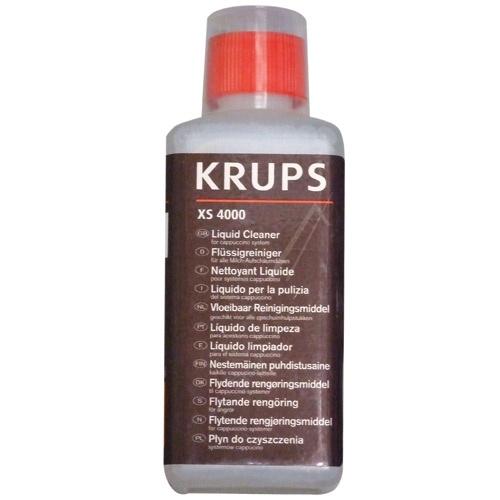 Cs, CAREservice XS400010 KRUPS | DETERGENTE PULIZIA CAPPUCCINO XS 4000 [XS400010] Coffee Krups  XS400010