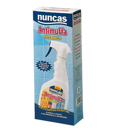 Cs, CAREservice antimuffa NUNCAS | Superfici - Outdor [ANTIMUFFA] Nuncas  Antimuffa
