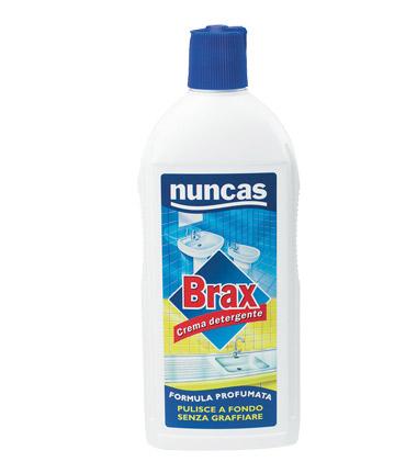 Cs, CAREservice brax_crema_detergente NUNCAS | Superfici - Detergenti Piani Lavoro [BRAX] Nuncas  Brax