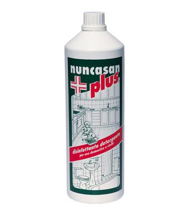 Cs, CAREservice nuncasan_plus NUNCAS | Superfici - Detergenti Piani Lavoro [NUNCASAN PLUS] Nuncas  Nuncasan Plus