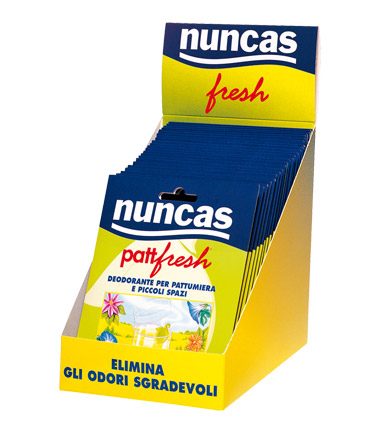 Cs, CAREservice pattfresh NUNCAS | Superfici - Deodoranti Piccoli Ambienti [PATTFRESH] Nuncas  PattFresh