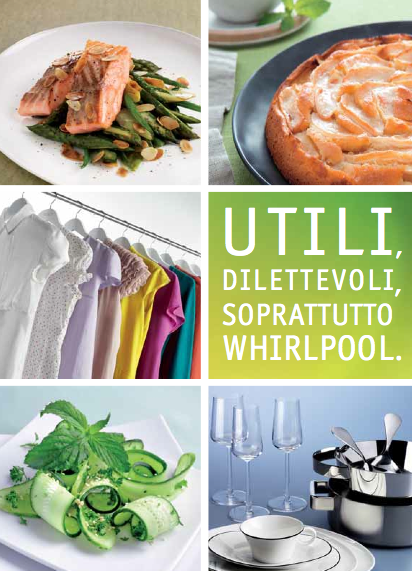 Cs, CAREservice WHIRLPOOL-BROCHURE-ACCESSORI-2013 WHIRLPOOL | Catalogo Accessori 2013 [BROCHURE] Brochure Whirlpool  catalogo Brochure
