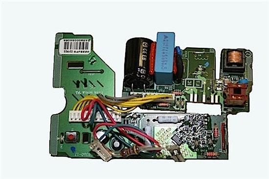 Cs, CAREservice 30580 VORWERK | Kobold Folletto – Scheda elettronica [Cod.30580] EB360/70  Vorwerk Kobold Folletto