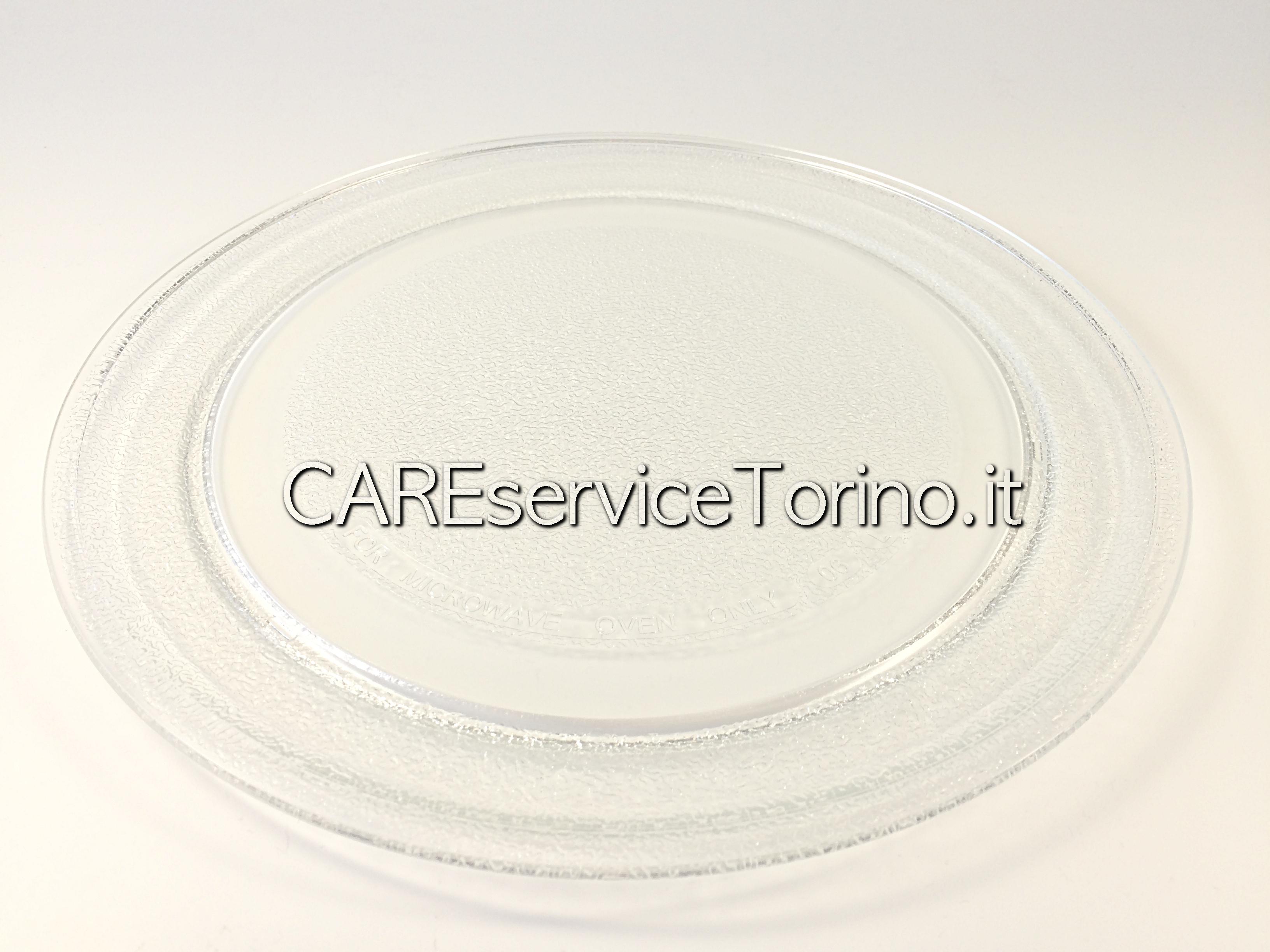 Cs, CAREservice 3390W1A035C-3 MICROONDE | Piatto [Cod.3390W1A035C] DeLonghi Microonde Piatti Vetro  3390W1A035C