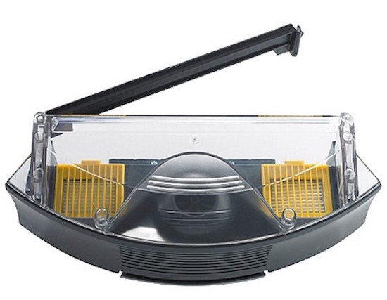 Cs, CAREservice cassetto-rifiuti-aerovac-2-roomba-700 iROBOT | Roomba 700 Series – Cassetto Rifiuti Aero VAC 2 iRobot Roomba 700 Series  Roomba iRobot