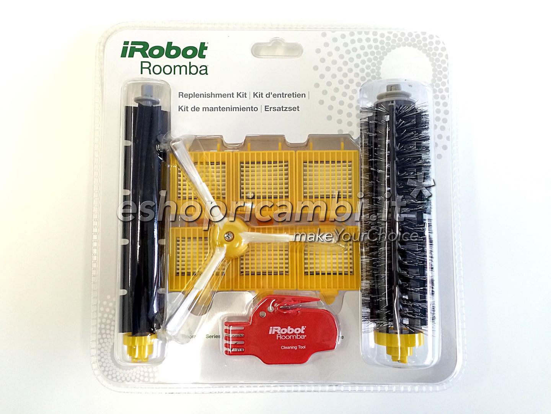 Cs, CAREservice IMG_2796 iROBOT | Roomba 700 Series – Kit Rinnovo e Manutenzione iRobot Roomba 700 Series  21936