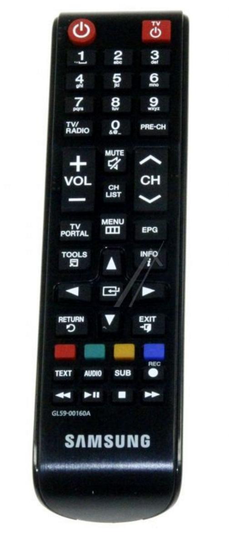 Cs, CAREservice GL59-00160A Samsung | Telecomando [Cod.GL59-00160A] Samsung Telecomando GL59-00160A
