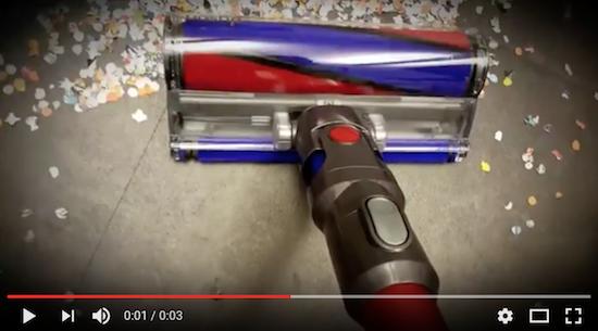 Cs, CAREservice dyson-soft-roller Dyson Soft Roller - A Carnevale [video] Dyson V6  V6 Soft Roller