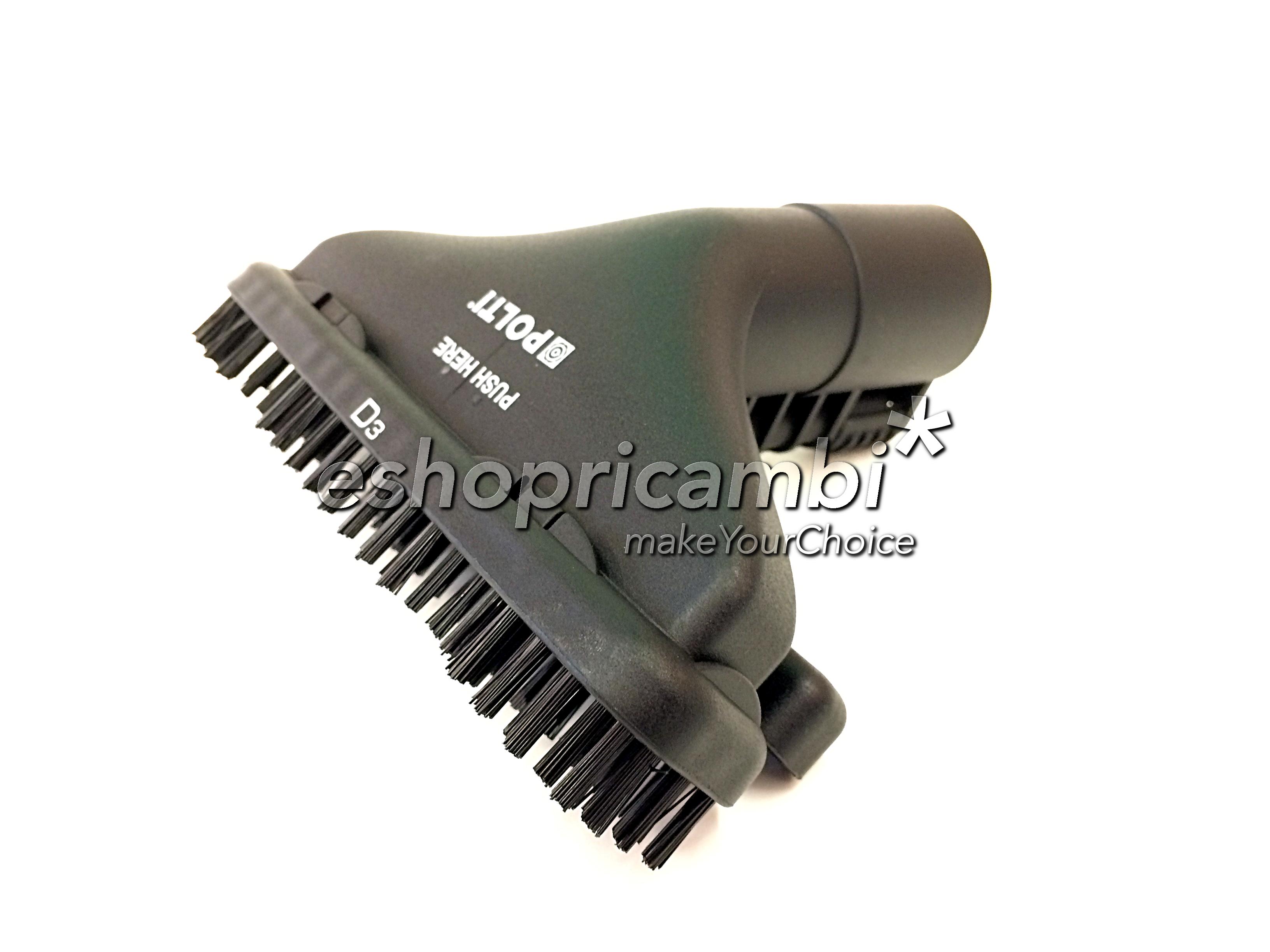 Cs, CAREservice IMG_4819 POLTI | Bocchetta Vapore con Telaio Setolato 3D Polti Pulizia  SLS01791 SLS01680