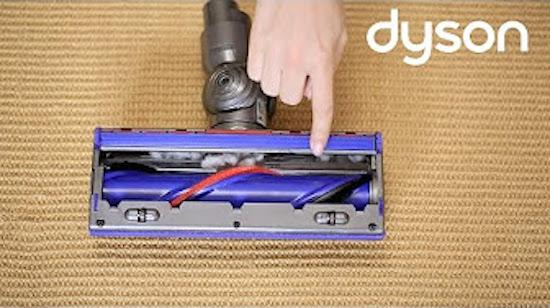 Cs, CAREservice dyson-v8-con-direct-drive DYSON | V8 con Direct Drive - controllo blocchi/intasazioni [video] Dyson V8 V8