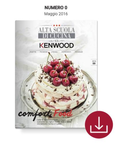 Cs, CAREservice 0 N.0 - Alta Scuola Di Cucina Kenwood (ricette, tecniche, utensili, ingredienti, tendenze) Kenwood Ricette  ricette