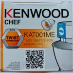 Cs, CAREservice twist-to-bar-a-150x150 Kenwood Kitchen Machines - Accessories & Attachments - Assemblare l'estrattore per l'uso [video] Accessories & Attachments Cooking Chef Kenwood Kenwood Chef KAX732PL