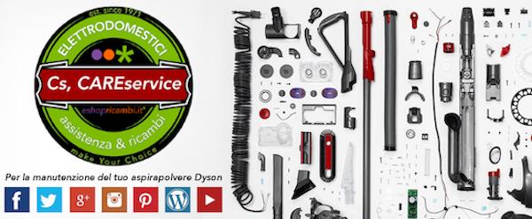 Cs, CAREservice Dyson-Manutenzione Dyson Ball - Assemblaggio componenti principali e accessori [video] Dyson  Dyson