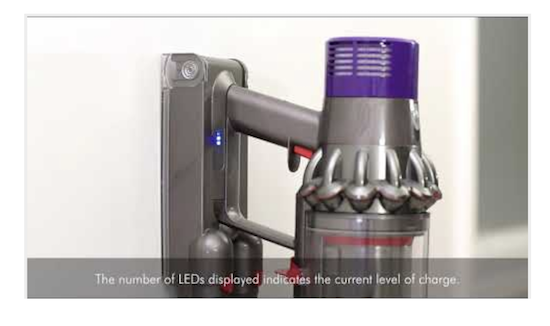 Cs, CAREservice v10-carica Dyson V10 - Carica dell'apparecchio [video] Dyson V10  V10