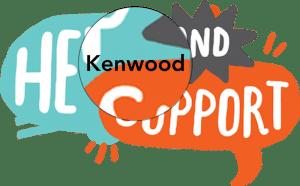 HelpSupportKenwood