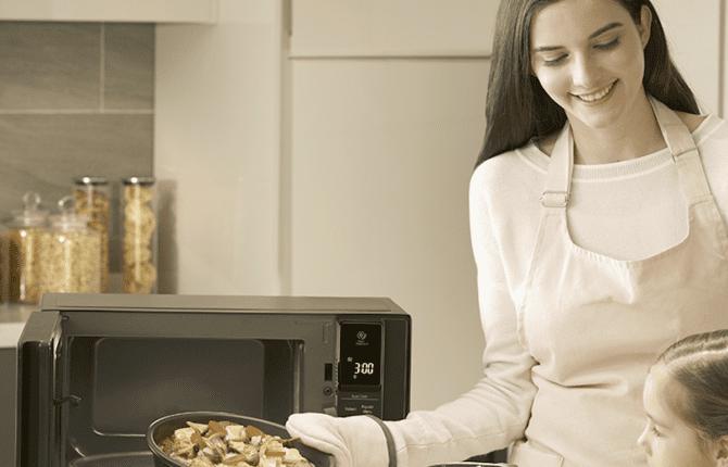"""Cs, CAREservice microonde-samsung-670x430 Qualità e comodità con il """"Crusty Plate"""" di Samsung Microonde  microonde"""