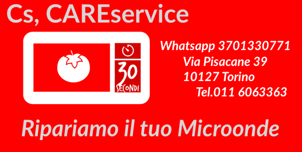 Cs, CAREservice ripariamo-il-tuo-microonde-1024x515 La cottura a vapore proposta da Candy Microonde microonde